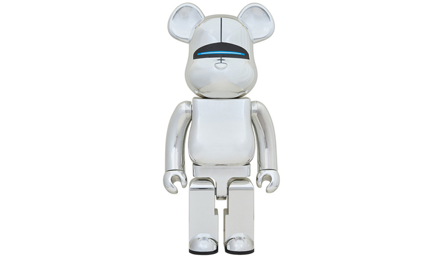 SORAYAMA SEXY ROBOT BE@RBRICK 1000%