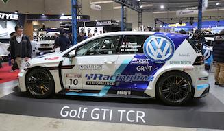 Volkswagen Golf GTI TCR|フォルクスワーゲン ゴルフ GTI TCR