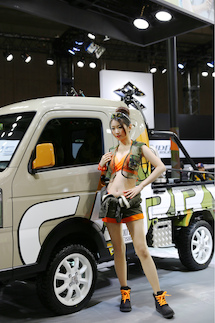 Suzuki Carry Fishing Gear|スズキ キャリー フィッシングギア