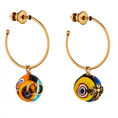 "01_DIOR_SS18_""D-MURRINE""-HOOPS-EARRINGS"