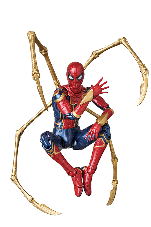 A_mafex_iron-spider_01