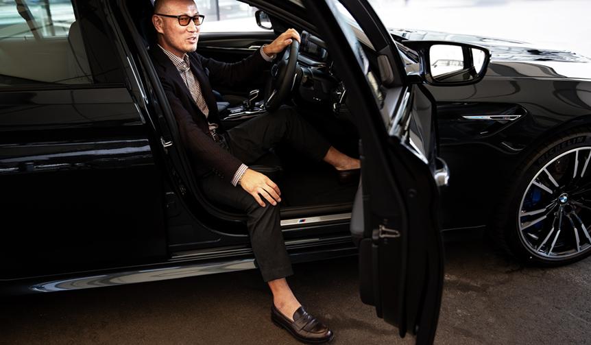 森岡弘氏が語る「BMW M5 EDITION MISSION:IMPOSSIBLE」の魅力 15