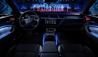 The e-tron as starting signal: Audi launches e-offensive