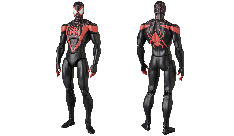 MAFEX SPIDER-MAN(Miles Morales)|MEDICOM TOY