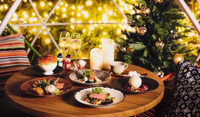 Andaz Tokyo Tranomon Hills クリスマス