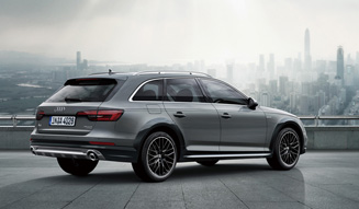 Audi A4 allroad absolute|アウディ A4 オールロード アブソリュート