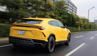 Lamborghini Urus|ランボルギーニ ウルス 2