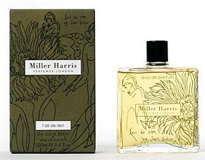 A Fragrance for Jane Birkin by Miller Harris<br><br>ジェーン バーキン×リン ハリス(調香師)、奇跡の出会い。<br><br>『L'air de rien(レール ドゥ リアン)』、11月17日発売