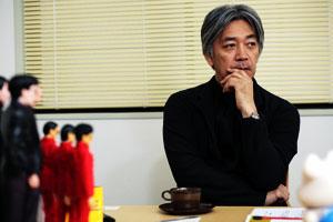 ACT5 番長 meets 教授<br>赤司竜彦 × 坂本龍一 対談(1)