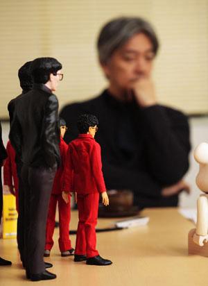 ACT5 番長 meets 教授<br>赤司竜彦 × 坂本龍一 対談(2)