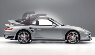PORSCHE 911 TURBO CABRIOLET|ポルシェ911ターボカブリオレ