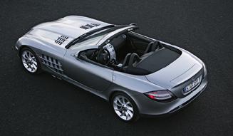 Mercedes-Benz SLR MCLAREN ROADSTER メルセデス・ベンツ SLRマクラーレン ロードスター
