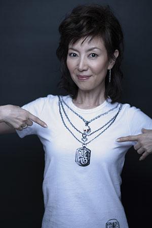 UEKI Go(PaniCrew)×TODA Keiko PHOTO SESSION_2008summer<br><br>この夏の自信作、Tシャツで競演!