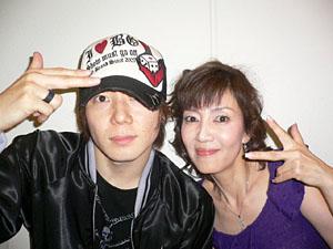 UEKI Go(PaniCrew)×TODA Keiko PHOTO SESSION 2008 autumn<br><br>姉弟コラボで贈るNew Single&New Item(1)