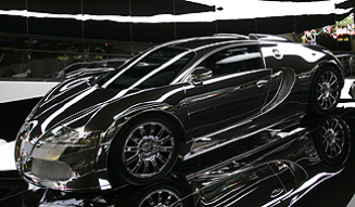 Mirror Finish Bugatti Veyron ブガッティ ヴェイロン Photo02