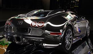 Mirror Finish Bugatti Veyron ブガッティ ヴェイロン Photo03