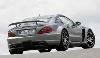 Mercedes-Benz SL65 AMG|SL65 AMG ブラックシリーズ