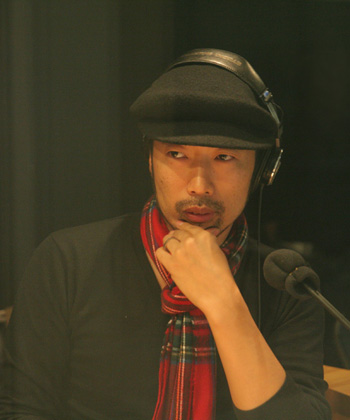 『Beats & VIbes』<br>菊地成孔 × 沖野修也 対談(前編)