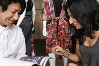 第1回 ピープル・ツリー代表 サフィア・ミニーさん(2)<br><br>フェアトレードはスローファッション