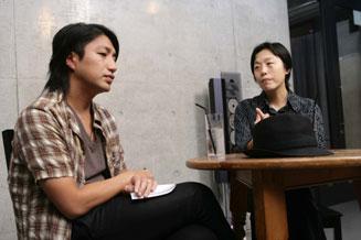 <br /><br /><h1>第2回 映画監督 鎌仲ひとみさん×ミハラヤスヒロ(1)</h1><br /><p>