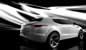ASTON MARTIN LAGONDA Concept アストン・マーティン ラゴンダ コンセプト 02