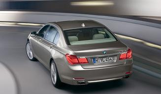 BMW 7 Series ビー・エム・ダブリュー 7シリーズ 01