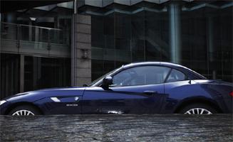 操上和美 × New BMW Z4