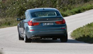 BMW 5 Series GT|ビー・エム・ダブリュー 5シリーズ GT|01