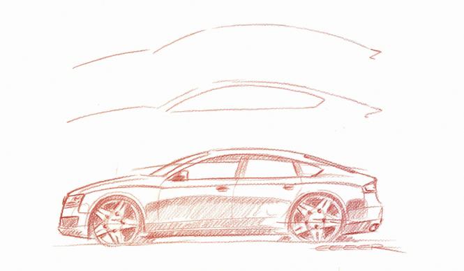 Audi A5 Sportback アウディ A5 スポーツバック