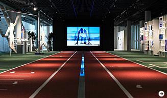 スポーツ体感ミュージアム「アシックススポーツミュージアム」オープン Photo06