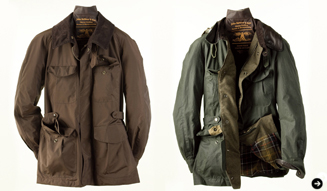 Barbour The Beacon Heritage Range limited  by TO KI TO|03