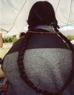 Twiggy(ツイギー)|ラダックの女性のヘアスタイル