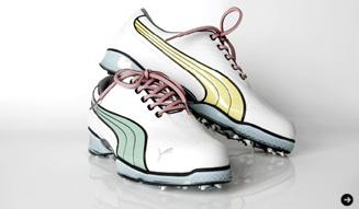 「PUMA Golf」初のゴルフスパイク カラーオーダー会期間限定開催 2
