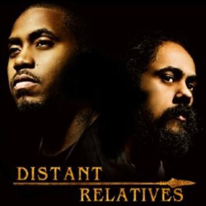 Nas & Damian Marley『Distant Relatives』