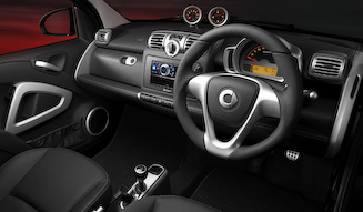 Smart fortwo coupe BRABUS Xclusive|スマート フォーツー クーペ ブラバス エクスクルーシブ