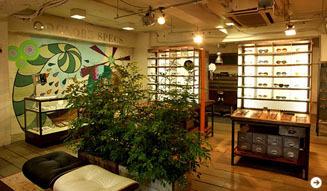グローブスペックス|GLOBE SPECS|渋谷店 02