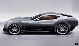 Morgan Eva GT|モーガン エヴァGT04