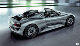 PORSCHE 918 Spider Concept|ポルシェ918 スパイダーコンセプト03