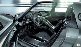 PORSCHE 918 Spider Concept|ポルシェ918 スパイダーコンセプト04