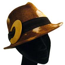 ミサハラダ 帽子 銀座三越オープン 02