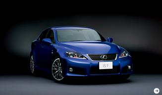Lexus IS F|レクサス IS F