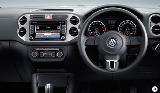 Volkswagen フォルクスワーゲン ティグアン ライストン 新型DSG搭載 03