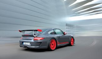 ポルシェ 「911 GT3カップ」を7台限定販売 photo01