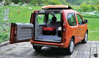 Renault Kangoo Bebop ルノー カングー ビボップ photo04