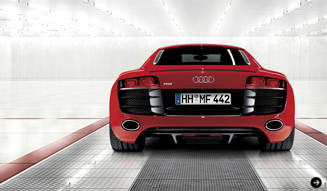 Audi R8 Coupe アウディ R8 クーペ Photo03