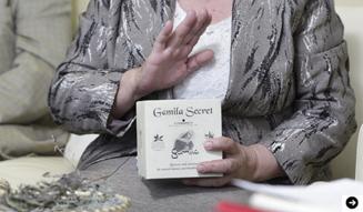 Gamila Secret|ガミラシークレット|ガミラ・ジアー インタビュー
