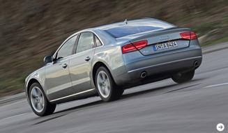 Audi|アウディ A8 Photo05