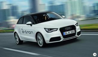 Audi A1 e-tron|アウディ A1 eトロン Photo02