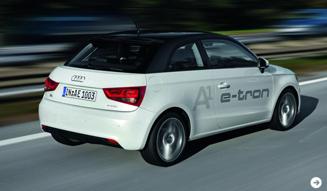 Audi A1 e-tron|アウディ A1 eトロン Photo03