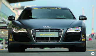 Audi R8 e-tron|アウディ R8 eトロン Photo03
